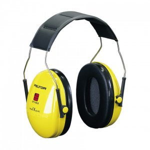 Casque antibruit Optime I Peltor (27 db)