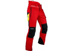Pantalon Gladiator Ventilation Rouge PFANNER