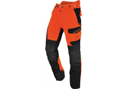 Pantalon Anti Coupure Classe 1 - Infinity Orange SOLIDUR
