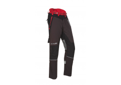 Pantalon Anti Coupure Classe 1 - Forest W-Air Gris SIP PROTECTION