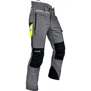Pantalon Anti Coupure Classe 1 - Gladiator Ventilation Gris PFANNER