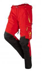 Pantalon anti coupure ReFlex Rouge SIP PROTECTION